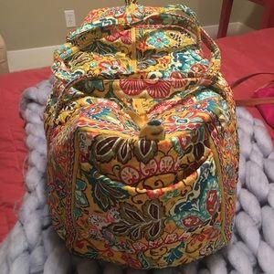 Vera Bradley Large Weekender Duffle Bag